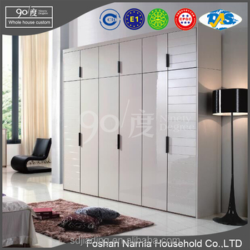 Wooden Lowes Sliding Closet Door Bedroom Furnitures Sets with Collection Cabinet