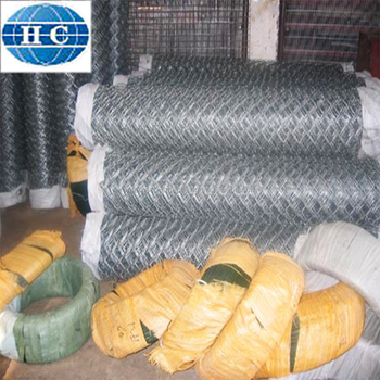 cheap galvanized chain link fence for protection