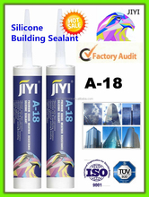 Silicone rubber adhesive sealant/UV & weather resistance silicone sealant