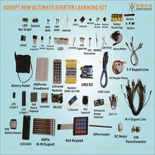 Adeept New Ultimate Starter learning Kit for Arduinos UNO R3 LCD1602 processing