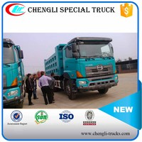 Famous Japan 6x4 40T Tipper Truck For Sale Manufacturer