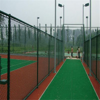 chain link fencing roll/chain link fence with post/chain link fence for playground