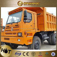 BEIBEN 6*4 380hp coal mining dump truck / mine tipper