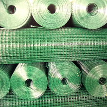 1/2 inch square hole welded wire mesh
