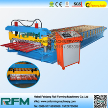 Fx-roofing making machine hoja