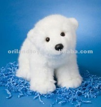 cute polar bear soft toys