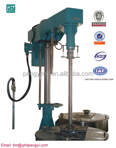 floor paint mixing machine