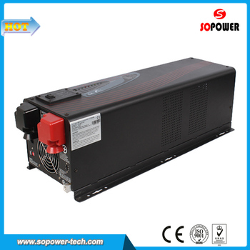 12 Volt 110 Volt 1000W Pure Sine Wave Solar Hybrid Inverter for House Solar System