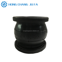 Hot selling good quality dn100 pn16 nitrile rubber expansion joint