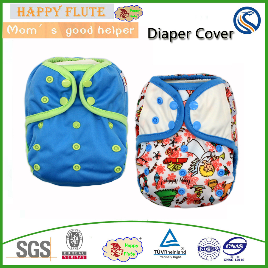 Happy flute Hot Selling Baby Cloth Diaper Cover Best Manufacture wholesale