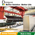 ac brick factory aerated autoclaved concrete plant light aac block making equipment dongyue machinery group