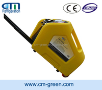 CM3000A CE Certificate auto AC refrigerant recharge machine recovery unit