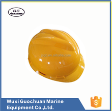 safety helmet with chin strap for construction