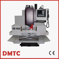 XD-40A cnc milling machine with the cutting fluid pump