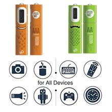 2016 hot sale Super compatible mini usb battery rechargeable sealed rechargeable battery