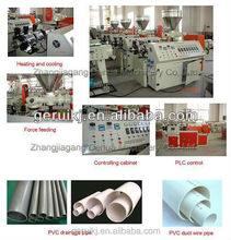 SJSZ65 Plastic Extruding Machine for Making PVC Pipe/Profile/Sheet/Granule