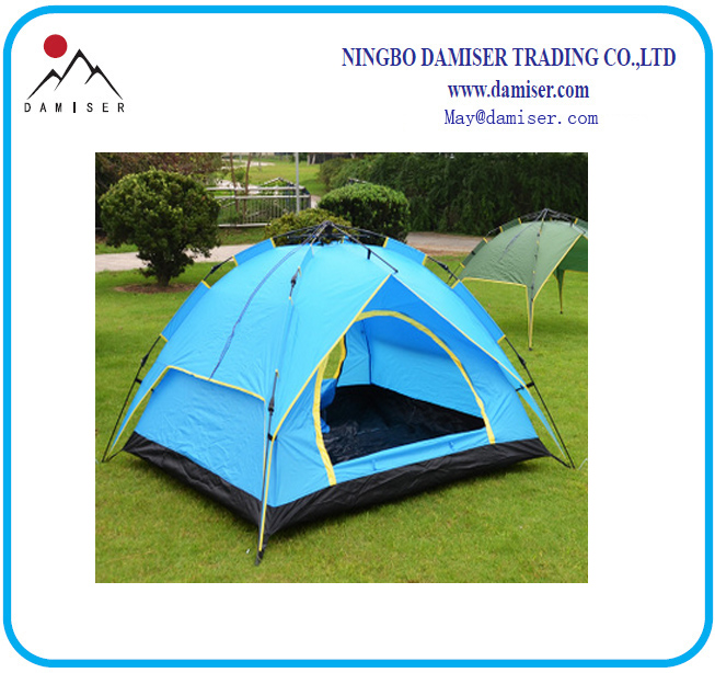 High Quality Waterproof Outdoor Camping Tent /3-4 Instant Tent