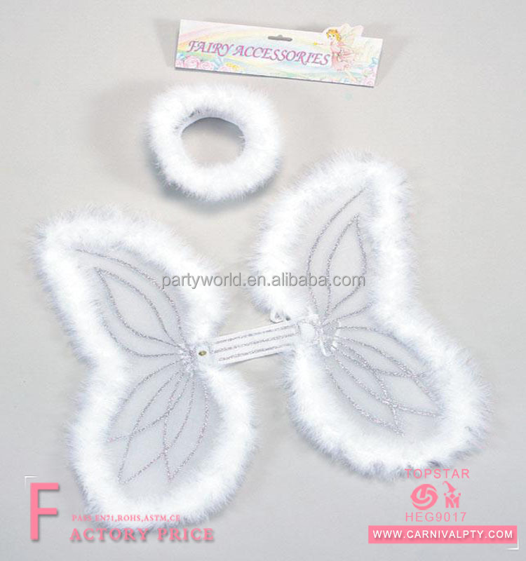 wholesale frozen chicken White Angel Wing with Halo super wings toy factory prices