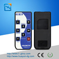 Universal air conditioner remote control for customized AUX air conditioner