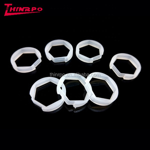 22 Years Silicone Rubber Parts Manufactory Custom Neoprene/EPDM/Nitrile/PTFE Rubber Gasket/Washer/Seals For Electronic Equipment