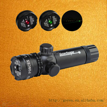 Tactical Laser Mount Green Dot Laser Sight Rifle Hunting Airsoftsport Gun Scope 20mm Rail & Barrel Mount Cap Pressure Switch