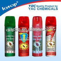 450ml eco-friendly insecticide aerosol spray,mosquitoes killer for household,aerosol insect control