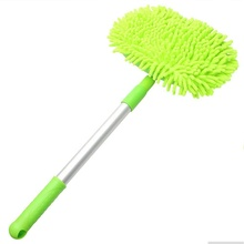 Wash <strong>Brush</strong> With Telescopic Handle Microfiber Chenille Flexible Handle Auto Clean Wash Mop