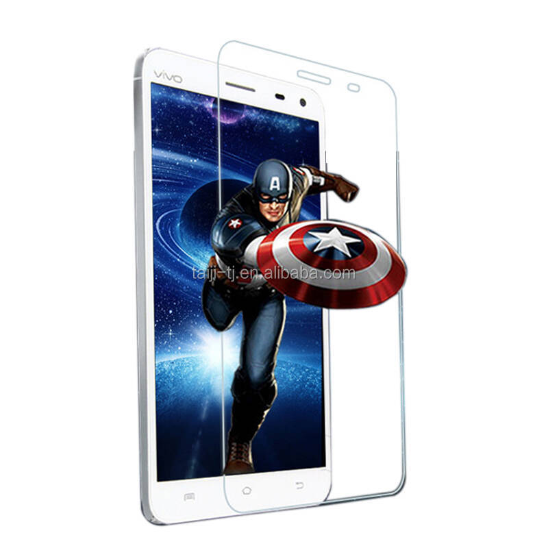 Ultra Clear Scratch-Resist Tempered Glass Screen Protector For Vivo X5 Max+