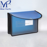 Waterproof PP A4 file folder document carrying case