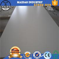 Brand new products mdf fire rated mdf board uv coated mdf board with high quality