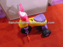 2013beautiful new design folding children kids tricycle mini bike electronic bike with music kids bikes