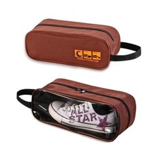 travelling storage bag/visual shoes bag,6 colors