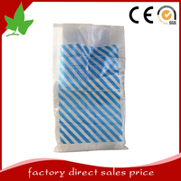 pp woven transparent bag/sack for food/rice/corn/grain/seeds