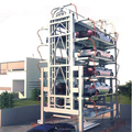 Economic & reliable vertical rotary automatic car parking garage system