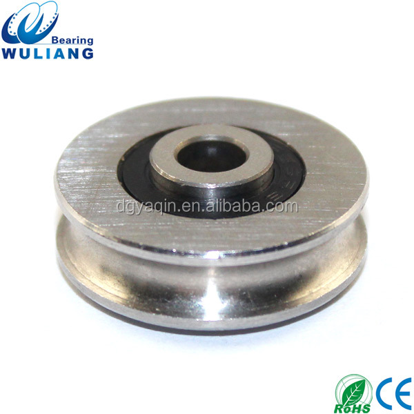 China 420 material SS626RS double acting door Bearing 6x28x8mm