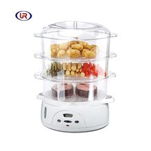 Competitive Price Latest Design electric dim sum steamer