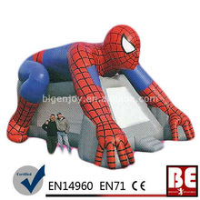 outdoor huge Inflatable Spiderman Trampoline bouncer