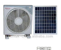 2013 best price high quality solar fan with CE