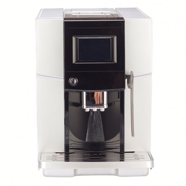 19 Bar ULKA pump easy-use bean to cup express coffee machine