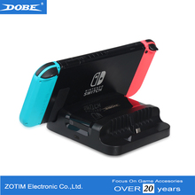 DOBE TNS-853A Dual Charging Dock For Nintendo Switch Console