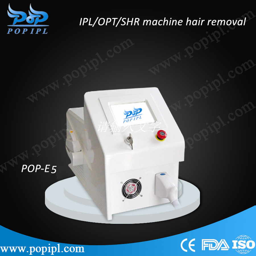 E light IPL SHR laser Permanent hair removal skin E light IPL