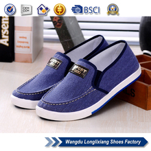 Factory wholesale $1 dollar classic men canvas shoes