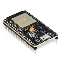 ESP32 Development Board Wireless WiFi + Bluetooth 2 in 1 CPU Low Power ESP-32 Control Board ESP-32S