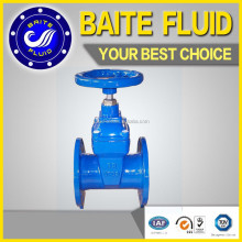 cheap non rising stem gate valve knife gate valve wedge gate valve
