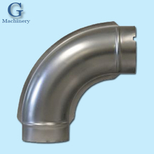 Stampted sheet metal elbows made of Stainless Steel