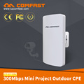 New Hot COMFAST CF-E110N 2.4GHz Mini Wireless Outdoor CPE/Outdoor Bridge
