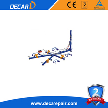 car body pulling bench used auto repair equipment