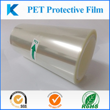 PET protective film, digital products for screen protection film