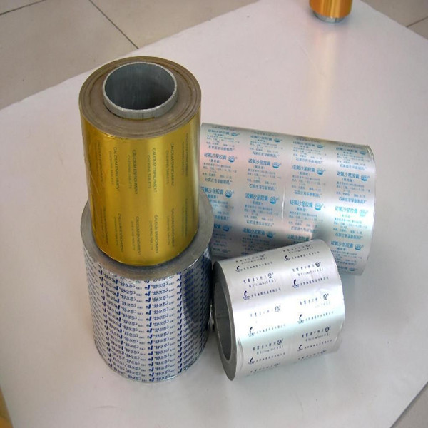Aluminum Foil In Big Coils household foil,pharmacy foil,cold forming medicine package foil