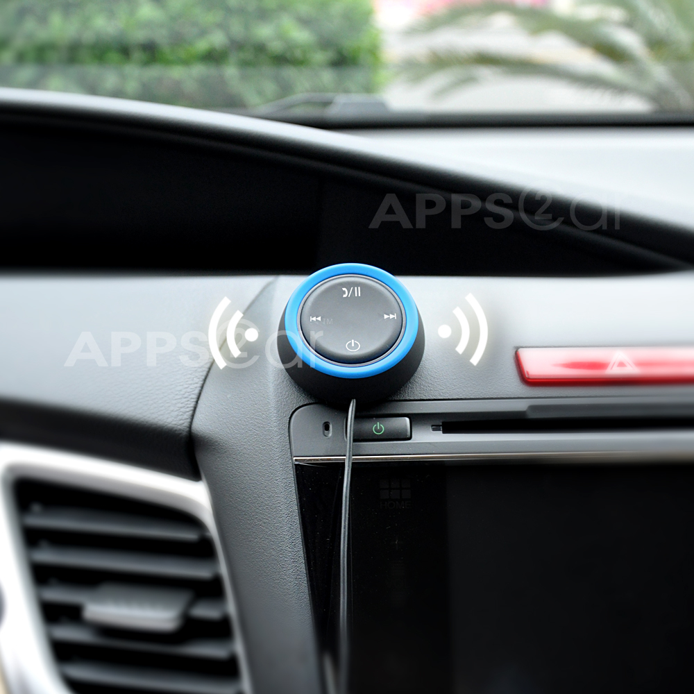 Hands Free Bluetooth Car Kit Support HDF & AD2P
